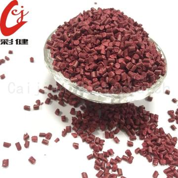 High Quality for Offer Non-Halogen Masterbatch Granules,Plastic Masterbatch Granules,Plastic Color Masterbatch From China Manufacturer Red Non-halogen Masterbatch Granules supply to Russian Federation Supplier
