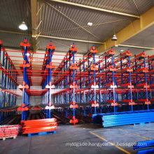 MID-East Storage Equipment Radio Pallet Runner Rack Shuttle Racking for Warehouse