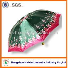 Venda quente de cetim guarda-chuva em Bangladesh