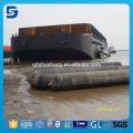 Airbags de borracha inflável para o lançamento do navio e levantamento pesado