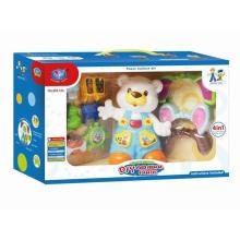 Музыкальная игрушка DIY Toy Animal Park Wih Recording (H9258012)