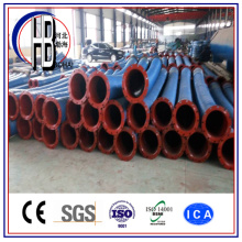 Hot Sales 150 Psi Water Suction and Discharge Rubber Hose
