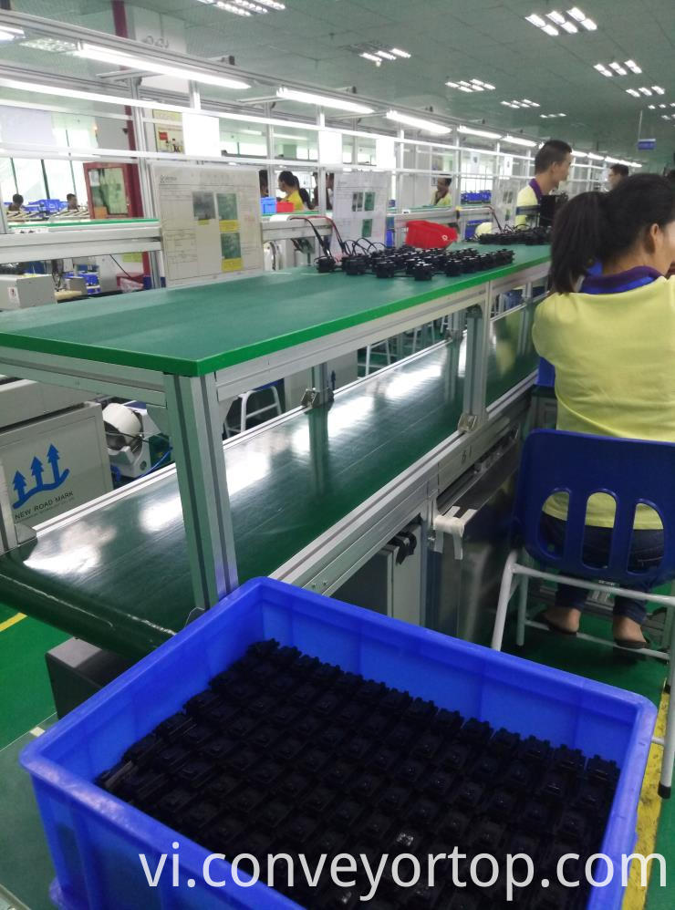 Customized Conveyor Table