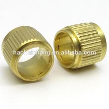 Buje de rosca avellanado a mano izquierda del acero de carbono del fabricante de China modificado para requisitos particulares