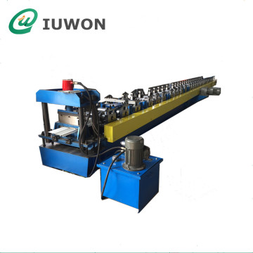 Logam Talang Penutup Roll Forming Machine