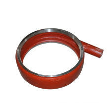 Pièces de pompe à fonte de haute qualité