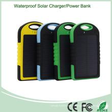 Chargeur universel de banque d'énergie solaire de 5000mAh pour l'ordinateur portable d'iPad (SC-01-5)