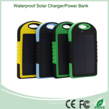 Carregador universal do banco das energias solares 5000mAh para o portátil do iPad (SC-01-5)