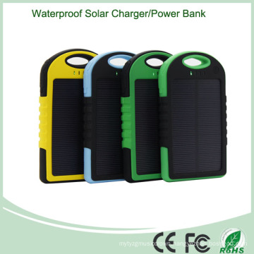5000mAh Universal Solar Power Bank Charger for iPad Laptop (SC-01-5)