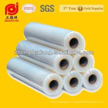 Película Strech LLDPE de alta calidad