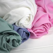 60s 100% tela de viscosa de rayón para prendas de vestir