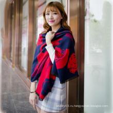 Высокомарочный шарф шаль шарфа пашмины высокого качества