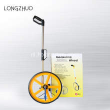Landmeters Rolling Walking Digital Distance Measuring Wheel
