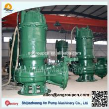 Portable Mining-Abwasser-Sump Vertikale versenkbare Schlamm-Pumpe