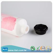Taiwan fabricante creme para mãos cuidado pessoal gola octagonal espremer mangueira