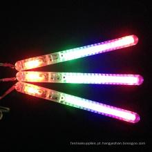 vendas de natal arco-íris piscando brilho vara