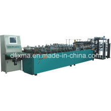 Automatic Three Side Sealing and Cutting Machine for Zipper Bag Stand-up Bag