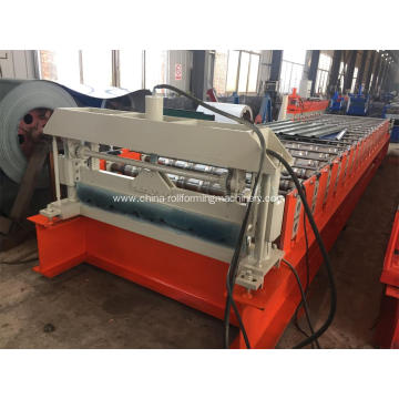 Iraq single layer roll forming machine