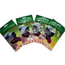 Bolsa plástica para alimentos para perros / Bolsa para alimentos para mascotas de aluminio