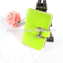 Soft ID plastic card holder