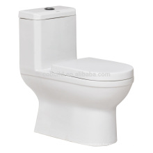 CB-9869 Siphonic One Piece Toilet Americian standard toilet flush valve WC china portable toilet