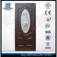Fangda Front House Decorative Glass Entry Doors