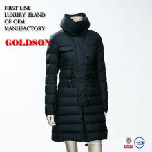 Japan Long Down Women Sexy First Brand Down Coat For The Winters