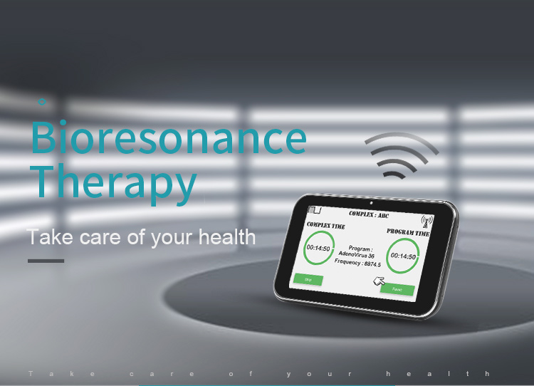 Bioreasonance Therapy Device