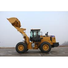 Planta mezcladora utiliza venta de cargadora de ruedas de 5 toneladas