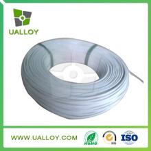 PVC cubrió el alambre de nicrom para manta