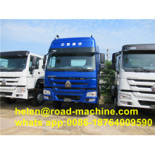 6x4 371hp One Sleeper Heavy Duty Tractor Head