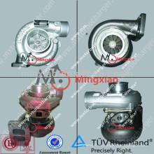 TurbochargervPC100 PC60 TA3103 P / N: 6205-81-8110