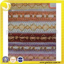polyester yarn fringe trimming lace fringe trims
