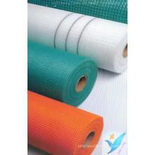 5mm * 5mm 160G / M2 Maillage en fibre de verre renforcé de béton