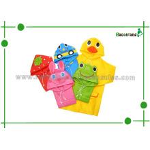 Colorful Children PVC Rain Coat, High Quality Raincoat for Children