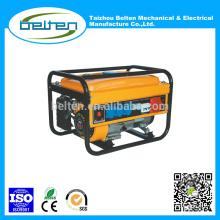2KW 5.5HP 2.5KW 6.5HP Portable Generator 12 Volt Portable Generator Petrol Portable Generator Price