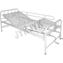 Coated Steel Zwei Kurbeln Krankenhaus Bett