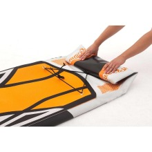 Bestverkopende Inflatable Sup Windsurf Factory om te surfen