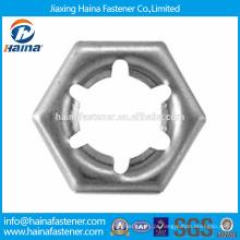Em estoque Fornecedor chinês melhor preço DIN7967 Aço inoxidável pal trava