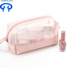 Portable cosmetic bag waterproof travel toiletries bag