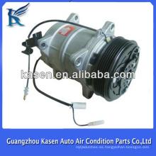 Compresor del aire acondicionado del coche eléctrico 12v para volvo