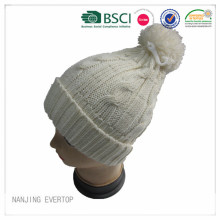Inverno cappello trecce Ladies
