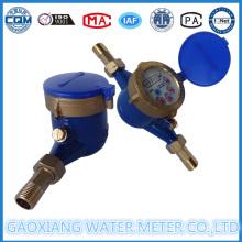 Medidor de agua residencial del jet multi de la alta calidad del surtidor de China (DN15-DN40)