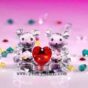 crystal animals,crystal gifts,crystal crafts