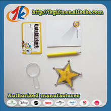 Wholesaler Stationery Set and Star Badge Toy