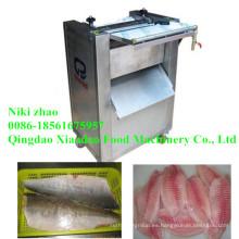 Piel de pez pelador piel de pescado eliminar la máquina