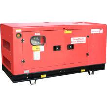 37.5kVA / 30kw silencian el generador a prueba de sonido con el motor de Isuzu
