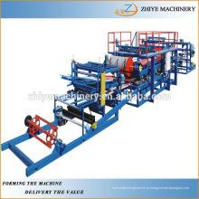 Производственная линия по производству сэндвич-панелей ZHIYE-SP040