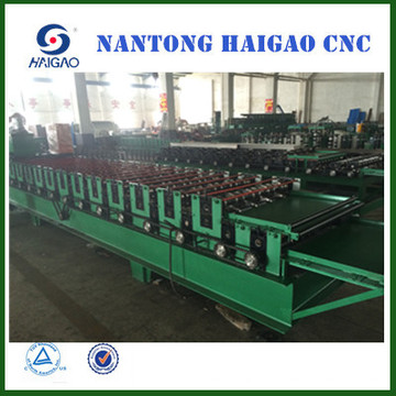 steel forming machine / galvanized roofing sheet