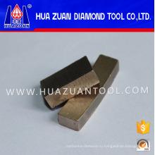 Сегмент камня Алмазный инструмент с стабильной работы